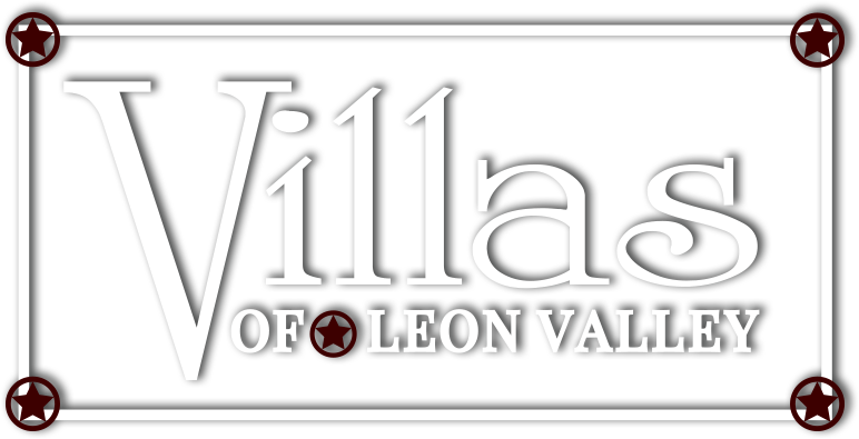 Villas of Leon Valley Logo